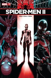 Couverture Spider-Men II