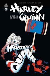 Couverture Tirée par les cheveux - Harley Quinn, tome 6