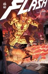 Couverture Zoom - Flash, tome 7