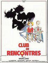 Affiche Club de rencontres