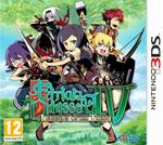 Jaquette Etrian Odyssey IV : Legends of the Titan