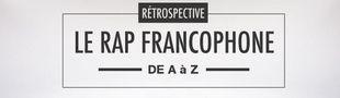 Cover LE RAP FRANCOPHONE  ( De A à Z)