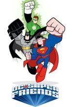 Affiche DC Super Friends
