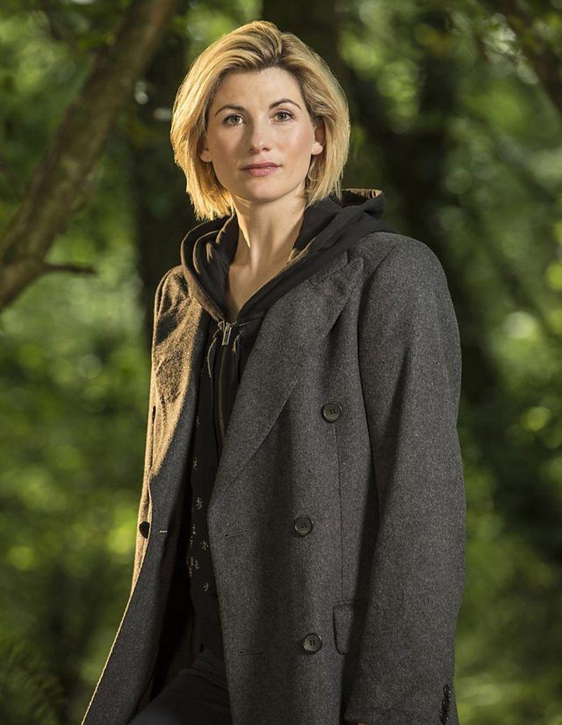 Illustration Doctor Who : Le 13ème docteur est ...