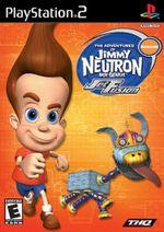Jaquette Jimmy Neutron : Jet Fusion
