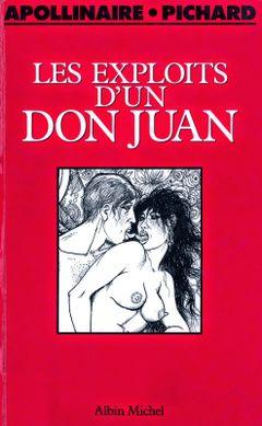 Couverture Les Exploits d'un Don Juan