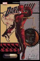 Couverture Daredevil par Brubaker (Marvel Deluxe), tome 3 - Cruel et inhabituel