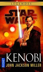 Couverture Star Wars : Kenobi
