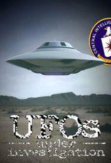 Affiche The Alien Files: UFOs Under Investigation