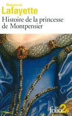 Couverture La Princesse de Montpensier