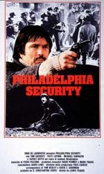 Affiche Philadelphia Security
