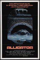 Affiche L'Incroyable Alligator
