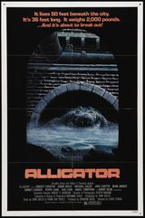 Affiche L'Incroyable Alligator