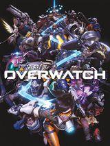 Couverture Tout l'art d'Overwatch