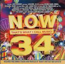 Pochette Now That's What I Call Music! 34