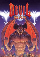 Affiche Devilman : The Birth