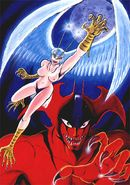 Affiche Devilman : The Demon Bird