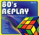 Pochette 80's Replay