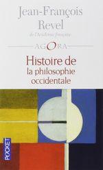 Couverture Histoire de la philosophie occidentale : de Thalès à Kant