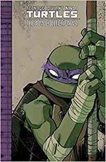 Couverture Teenage Mutant Ninja Turtles: The IDW collection Volume 4