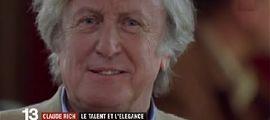 Vidéo [reportage] retour à la carrière de claude rich (1929-2017).