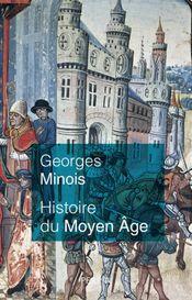 Couverture Histoire du Moyen Âge