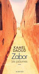 Couverture Zabor ou les psaumes