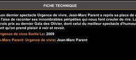Illustration Urgence de vivre(Jean-Marc Parent)