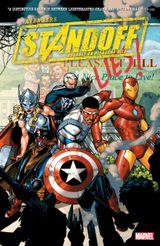 Couverture Avengers: Standoff
