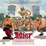 Pochette Astérix: Le Domaine des Dieux (OST)