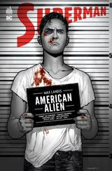 Couverture Superman : American Alien