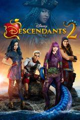 Affiche Descendants 2