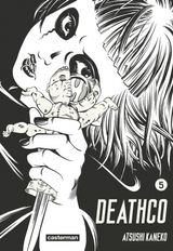 Couverture Deathco, tome 5