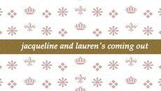 screenshots Jacqueline & Lauren