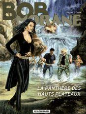 Couverture La Panthère des hauts plateaux - Bob Morane, tome 58
