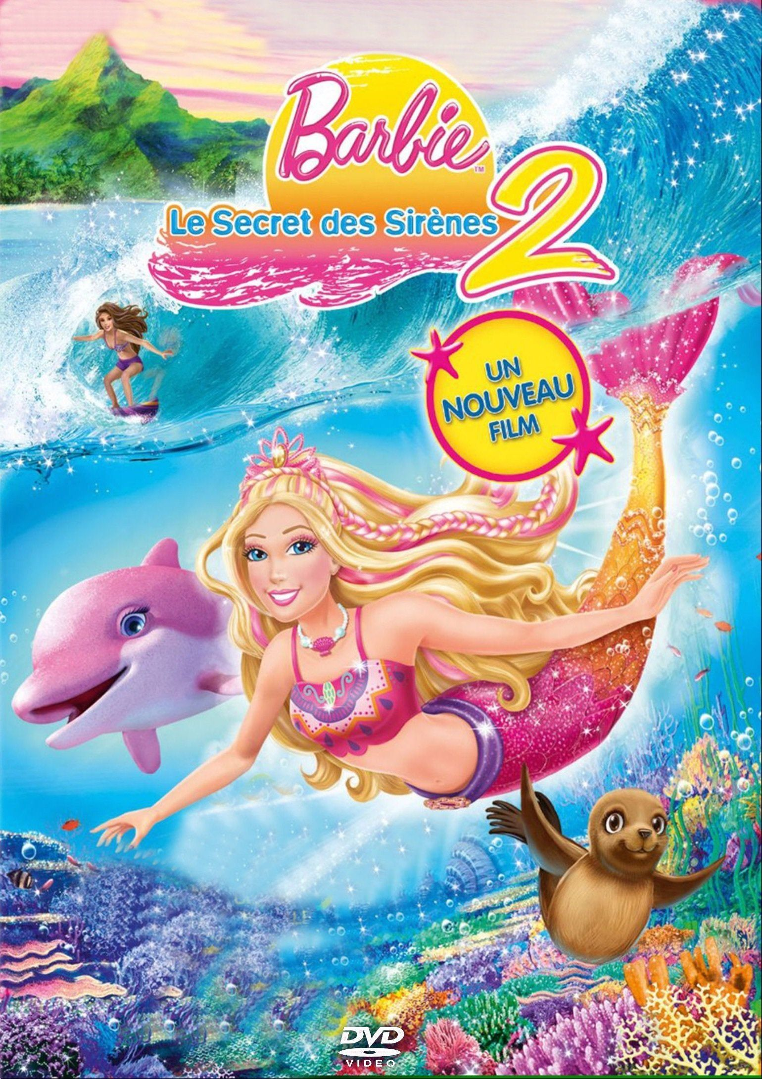 Barbie et le secret des sir nes 2 long m trage d 39 animation 2012 - Barbi sirene 2 film ...