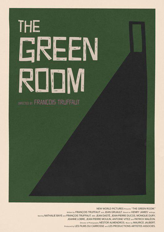 Affiches, posters et images de La Chambre verte (1978 ...