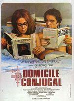 Affiche Domicile conjugal