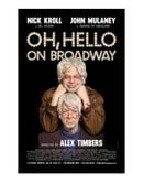 Affiche Oh, Hello on Broadway