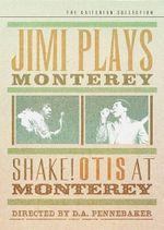 Affiche Jimi Plays Monterey