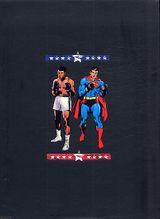 Couverture SUPERMAN Vs. MUHAMMAD ALI