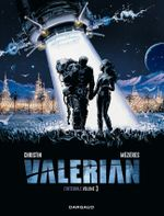 Couverture Valérian : L'Intégrale, tome 3