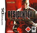 Jaquette Resident Evil : Deadly Silence