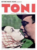 Affiche Toni