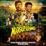 Pochette Sur la piste du Marsupilami (OST)