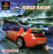 Jaquette Ridge Racer