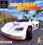 Jaquette Ridge Racer Revolution