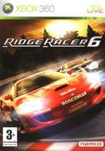 Jaquette Ridge Racer 6