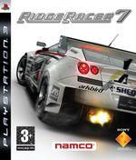 Jaquette Ridge Racer 7