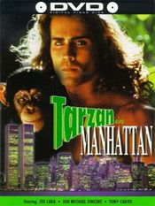 Affiche Tarzan à Manhattan